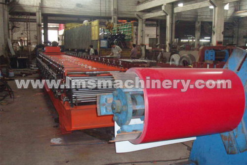 Roll Forming Machine P4040246