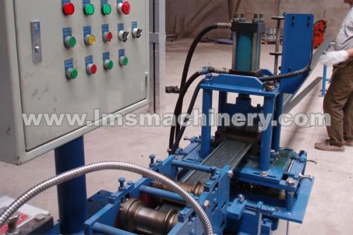 Door Shutter Roll Forming Machine 1