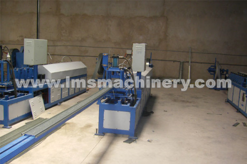 Door Shutter Roll Forming Machine 2