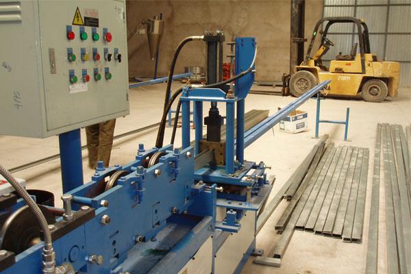 U Channel Roll Forming Machine 1