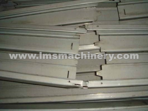 door frames manufactured by roll forming machine