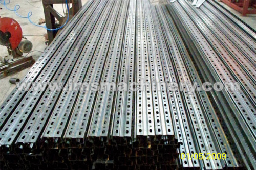 panel manufactured by roll forming machine