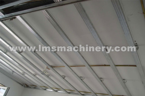 roof panel by roll forming machines
