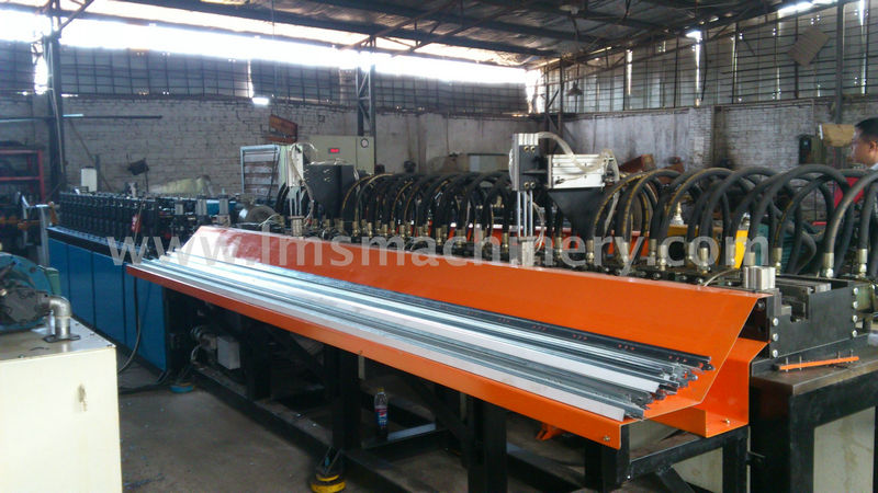 LMS Ceiling Tee Grid Roll Forming Auto Line
