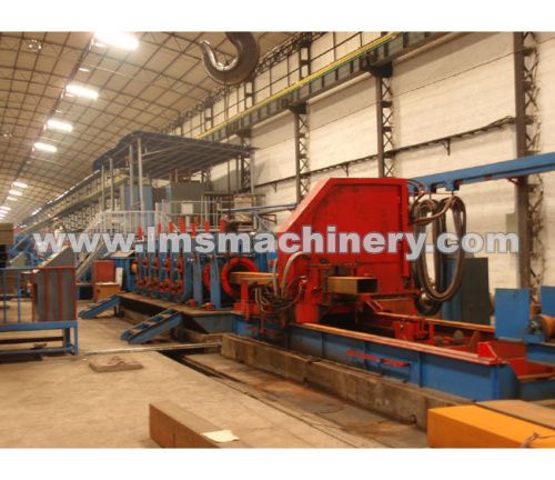 HG100 High Frequency Pipe Mill