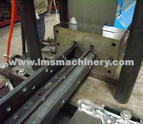 Shelf System Roll Forming Line