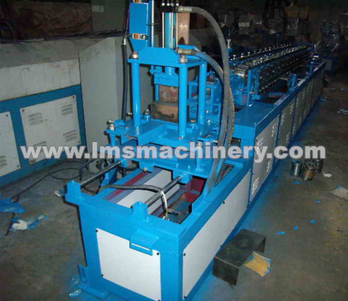 Slat Roll Forming Machine